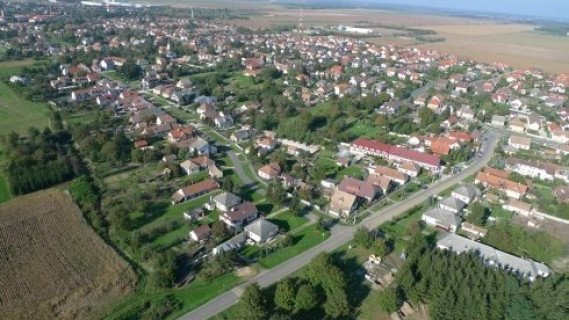 Bük-bird's eye view of the spa town